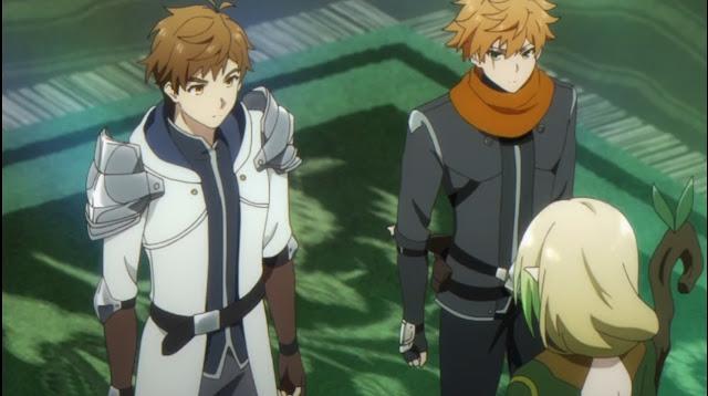 King's Raid: Ishi wo Tsugumono-tachi Episode 13 Subtitle Indonesia