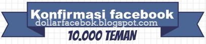 Cara Mendapatkan 10.000 Teman Facebook baru Dengan Cepat Dan Kilat