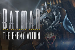 Batman The Enemy Within Mod Apk+Data Full Version Unlocked