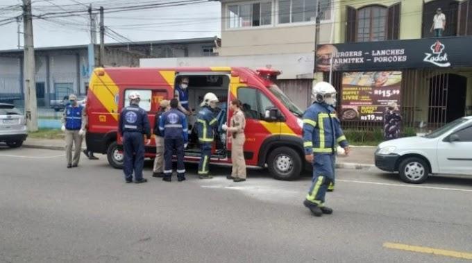 Curitiba: Explosão em hamburgueria deixa três pessoas feridas no bairro Guaíra