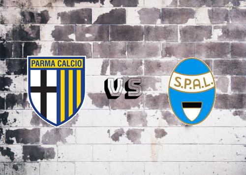 Parma vs SPAL  Resumen