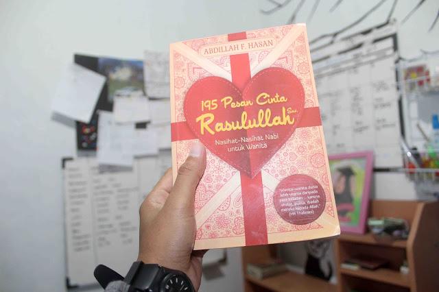 buku 195 Pesan Cinta Rasulullah SAW