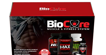 BioCore Muscle & Fitness System - Build Massive Muscle Mass