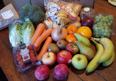 fruit and veg box home delivery review