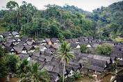 Wisata Adat Budaya Kampung Naga Tasikmalaya