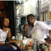 Kunle Afolayan Hangs Out With Asa In Paris, France (Photos)