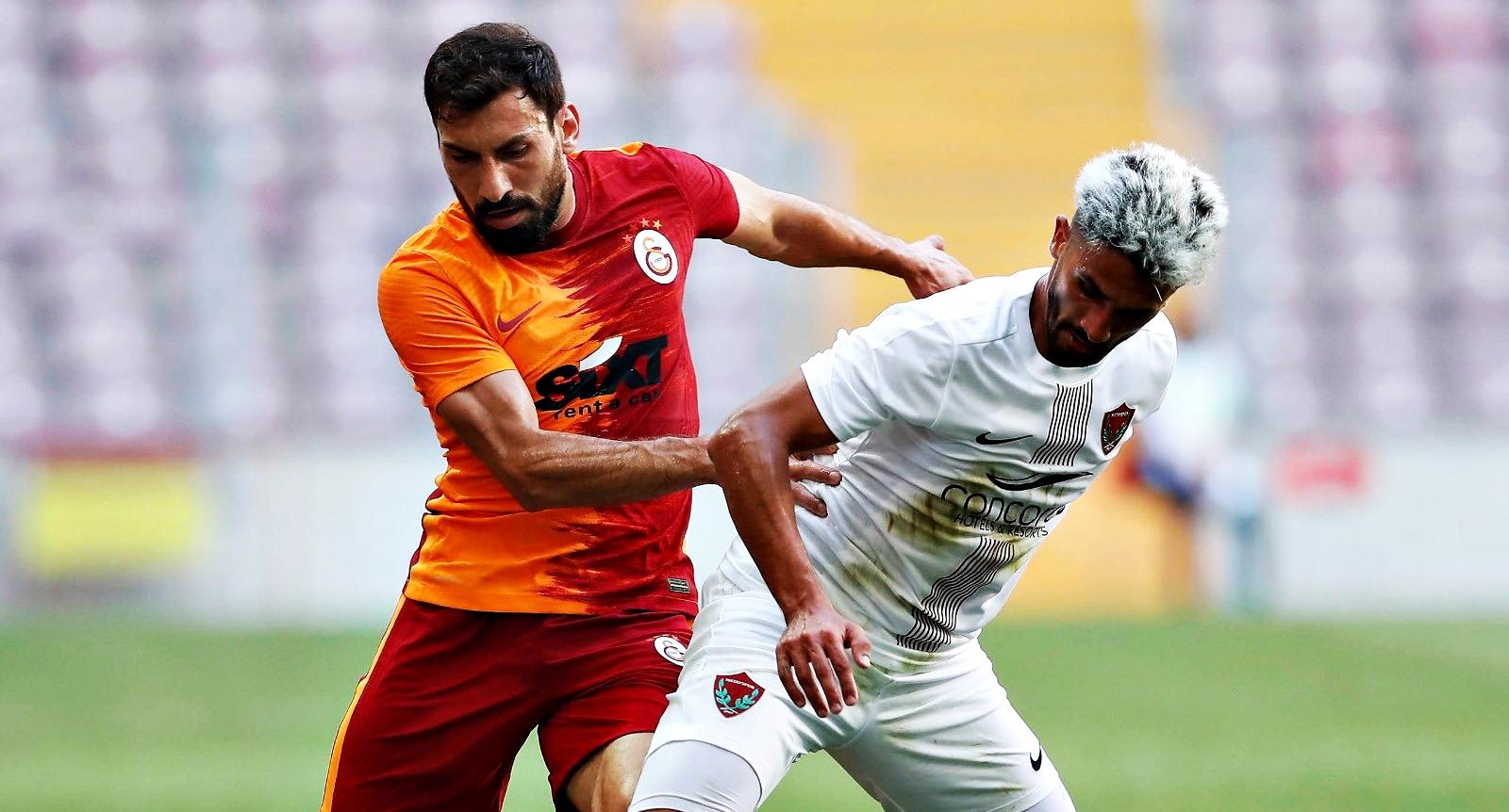 Galatasaray - Hatayspor