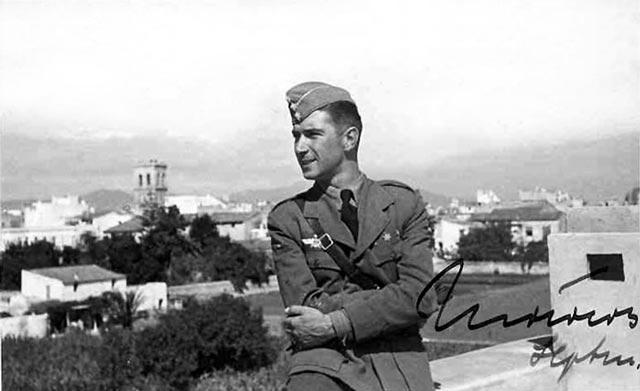 Luftwaffe ace Werner Molders as a member of the Condor Legion worldwartwo.filminspector.com