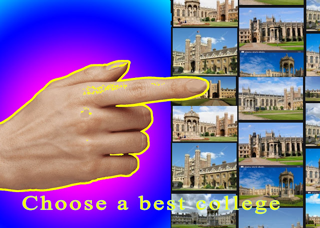 how to choose best college for you