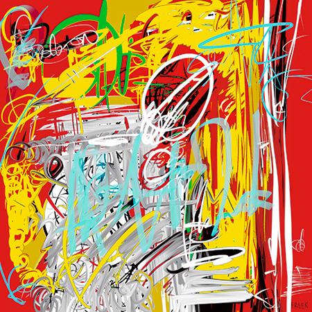 abstract digital paintings, digital art, abstract art, buy art online, online gallery, buy abstract art, artist, artwork, abstract artwork, Sam Freek,