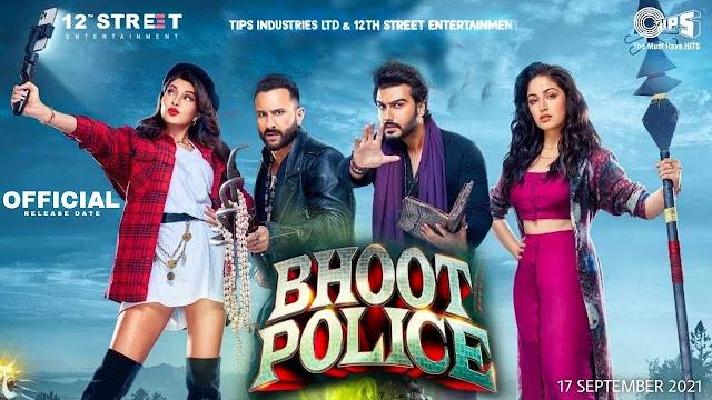Bhoot Police Trailer Released Featuring Saif Ali Khan, Arjun Kapoor, Jacqueline Fernandez and Yami Gautam