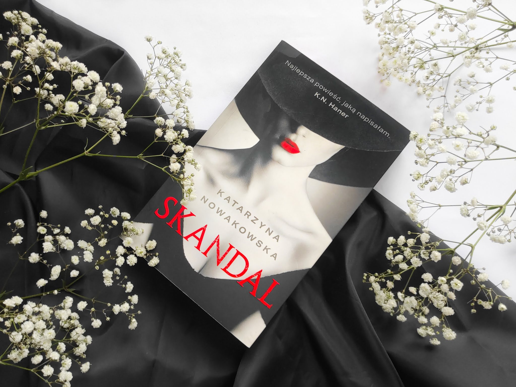 Skandal opinie o książce