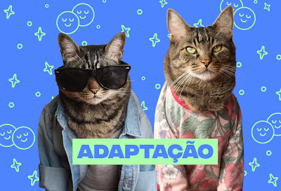 Adaptação entre gatos