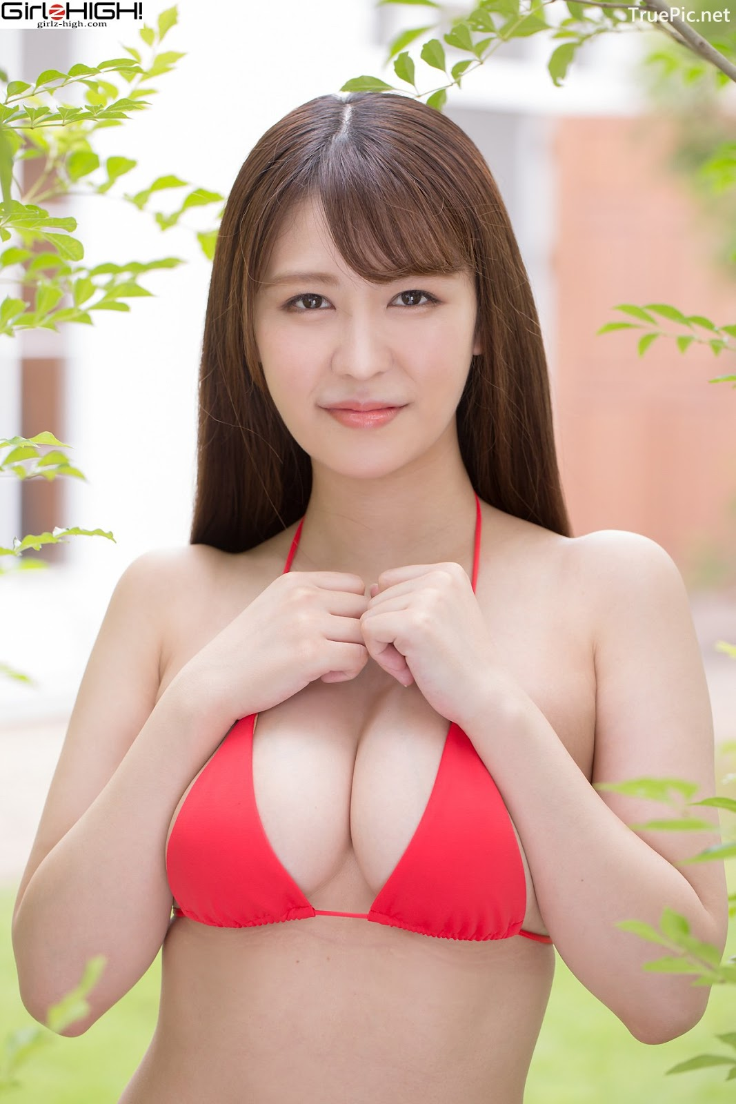 Image Japanese Gravure Idol - Kasumi Yoshinaga - Girlz High Album - TruePic.net - Picture-9