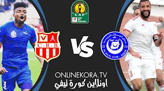 مشاهدة مباراة شباب رياضي بلوزداد والهلال بث مباشر اليوم 05-03-2021 في دوري أبطال أفريقيا