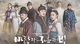 Phim tâm lý Hàn Quốc Mây Gió Và Mưa