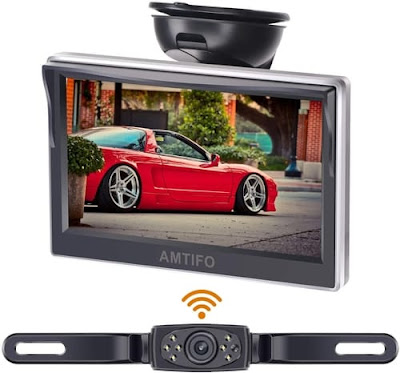 Amtifo AM-W50 Backup Cars Camera