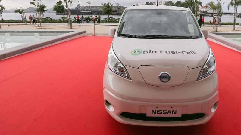 Nissan a óxido sólido