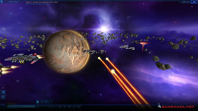 Sid Meier Starships Gameplay Screenshot 3