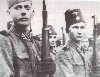 هل حقا كان هناك جيش للمسلمين من جيوش هتلر؟