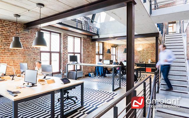 Diseño industrial: Tendencia en oficinas