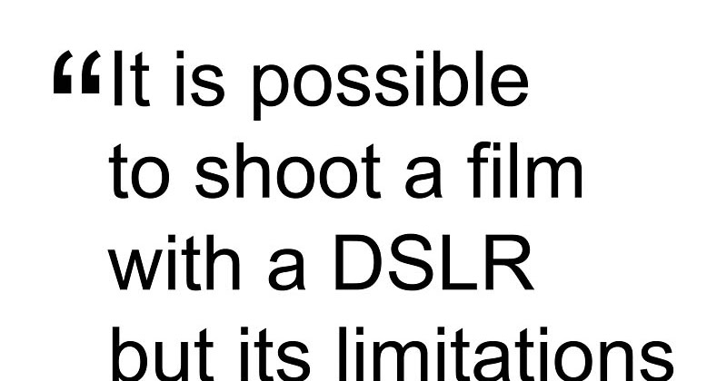 Donfilm's Darkroom: Film review. An analysis of the