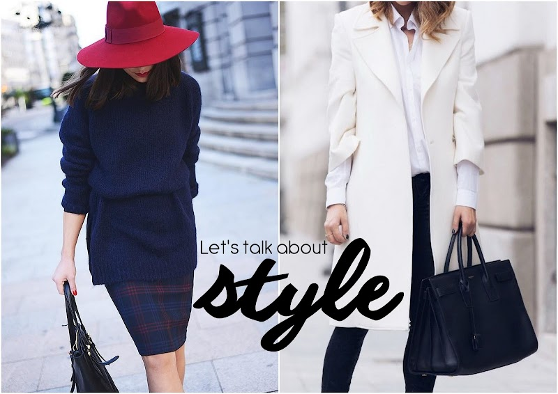 INSPIRATION | LET'S TALK ABOUT STYLE