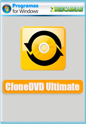 CloneDVD 7 Ultimate (2020) Full Español