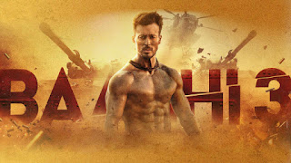 Baaghi 3 Full HD 720p, 480p Movie Download Leaked