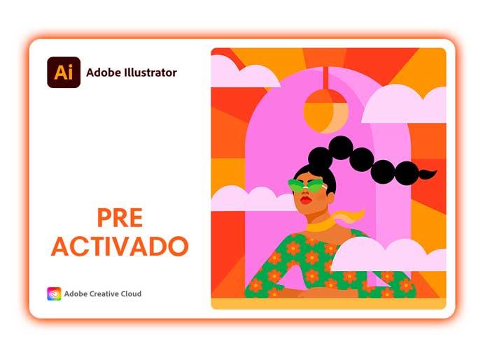 Descargar Adobe Illustrator 2021 (Pre-Activado) full