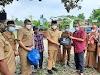 Bupati Serahkan Bantuan Kepada Warga Korban Kebakaran di Nagari Koto Tinggi || dutametro
