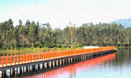 situ-cileunca-bandung-body-rafting