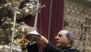 No se contemplan actos extraordinarios en la Catedral para la Semana Santa de 2021