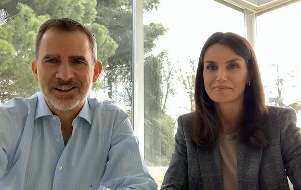 King Felipe and Queen Letizia
