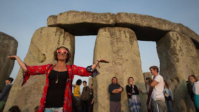 Summer solstice celebrations