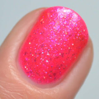 pink jelly nail polish