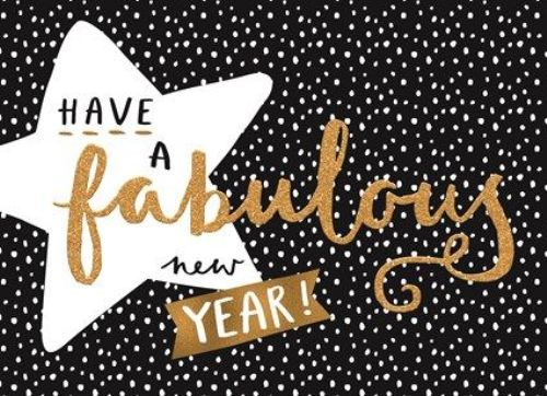 As We Enter The New Year Together, Let's Resolve To