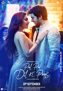 Pal Pal Dil Ke Paas First Look Poster 8