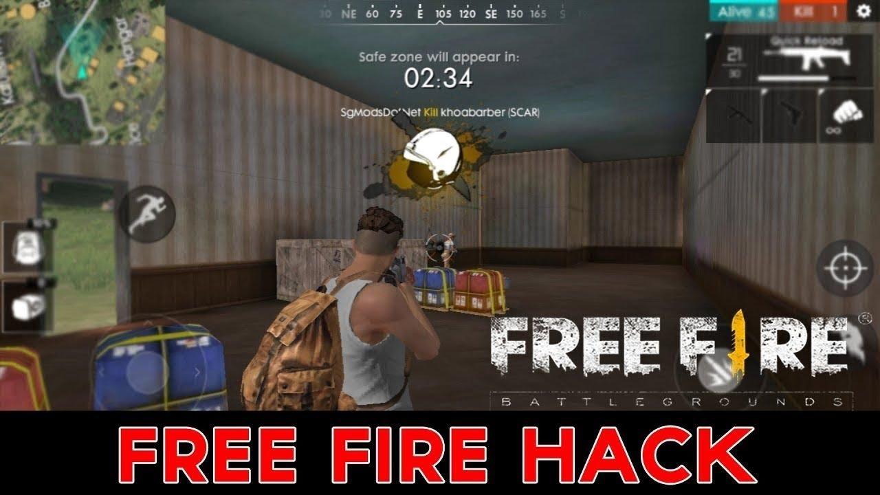 gfreefire xyz Garena free fire diamond hack app download