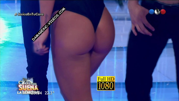 Jesica Cirio perfect ass in thong damageinc videos HD