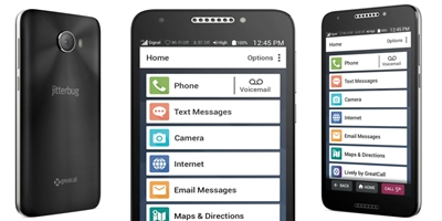 Smartphone Untuk Kakek Nenek