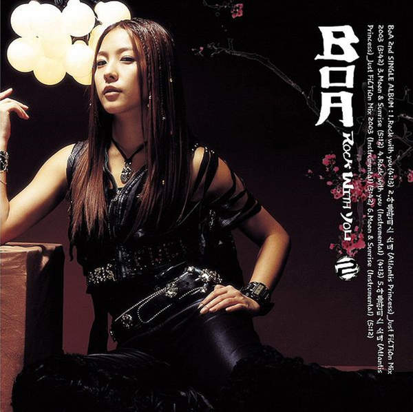 BoA – Rock With You – EP (ITUNES PLUS AAC M4A)