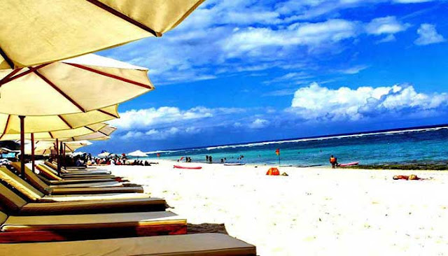 nicest beaches in Bali