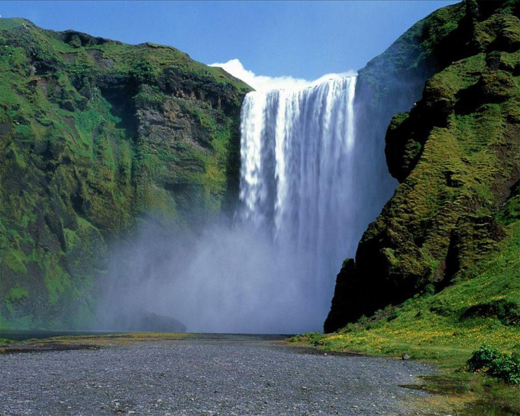 Wallpapers Waterfall