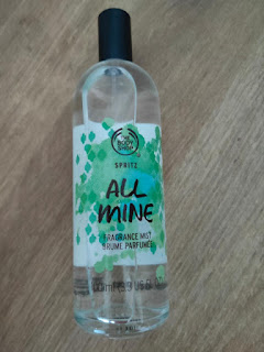 (Review) The Body Shop Spritz All Mine 100 Ml