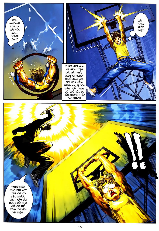 Quyền Đạo chapter 5 trang 13