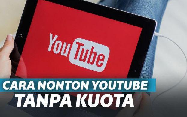 Nonton Youtube Offline Tanpa Kuota Internet