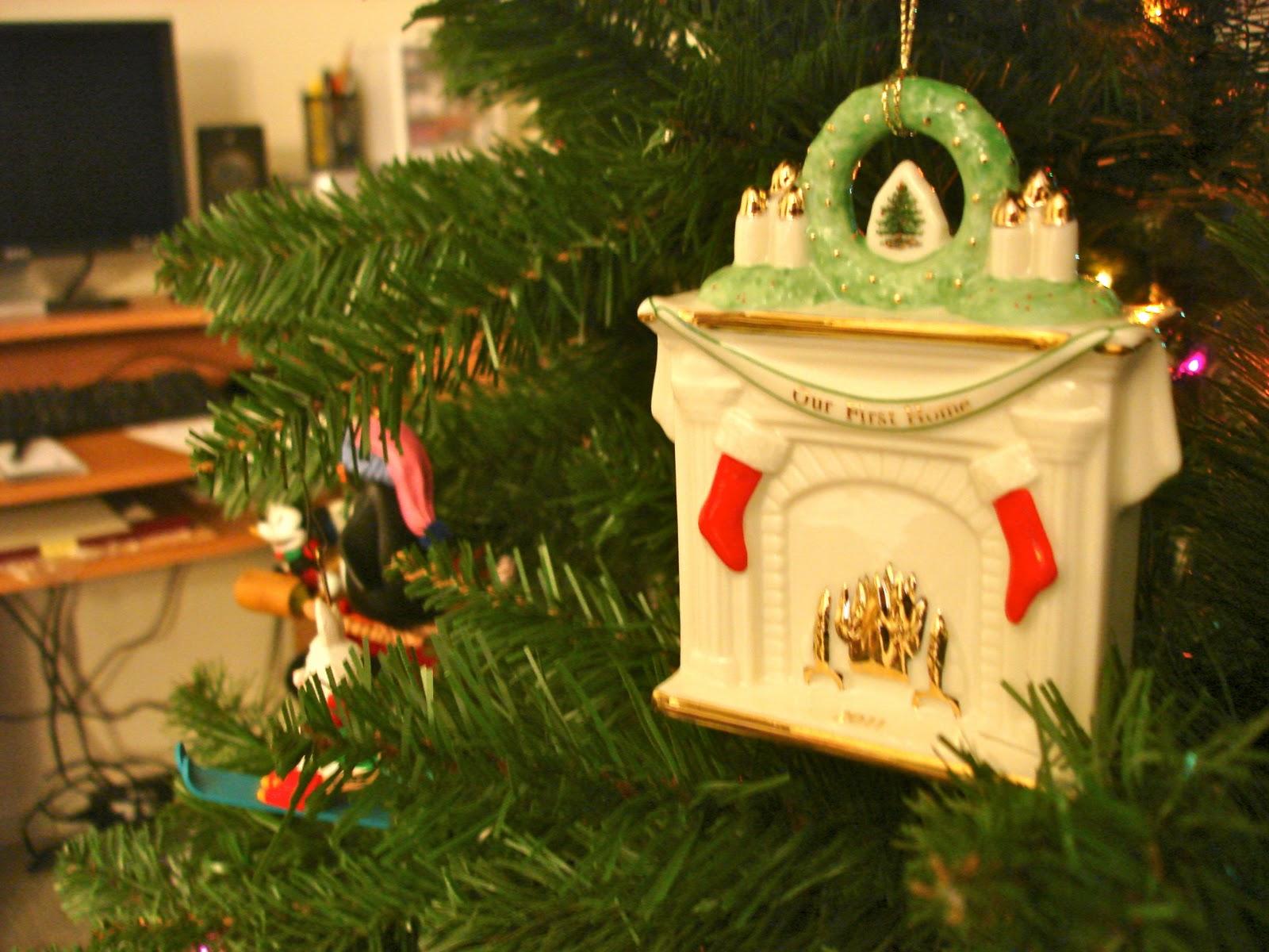 California meets New Jersey: DIY: Christmas Decorations