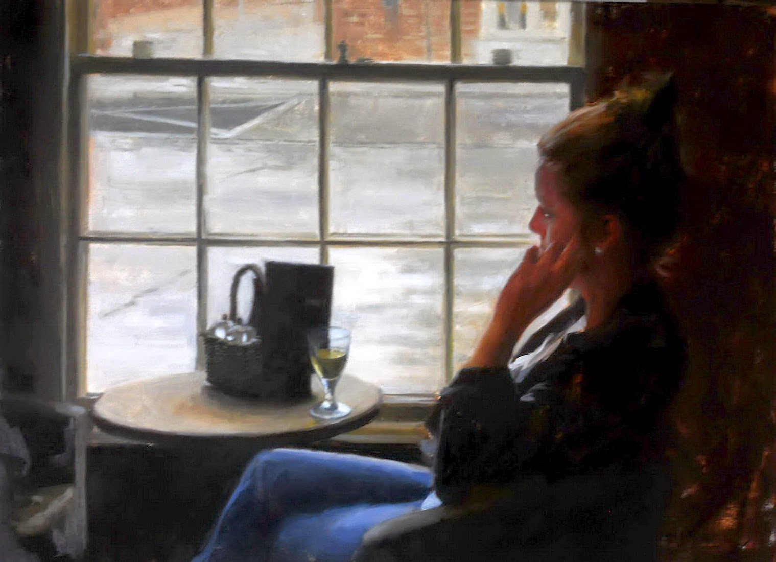 Paintings by Aldo Balding
