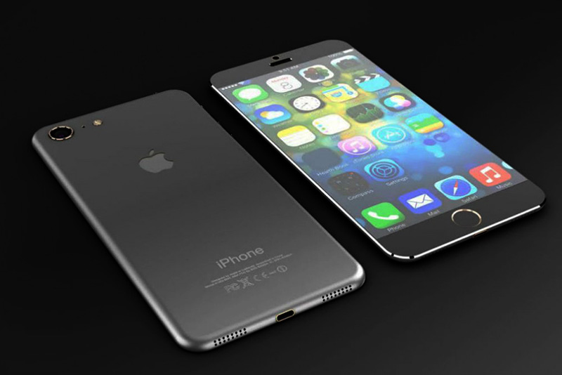 Apple iphone 7 tasarım